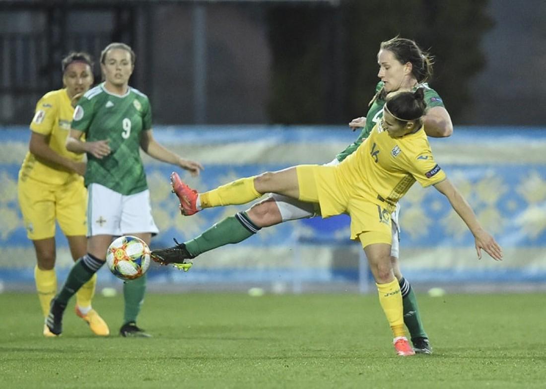 Сборная Украины - сборная Северной Ирландии