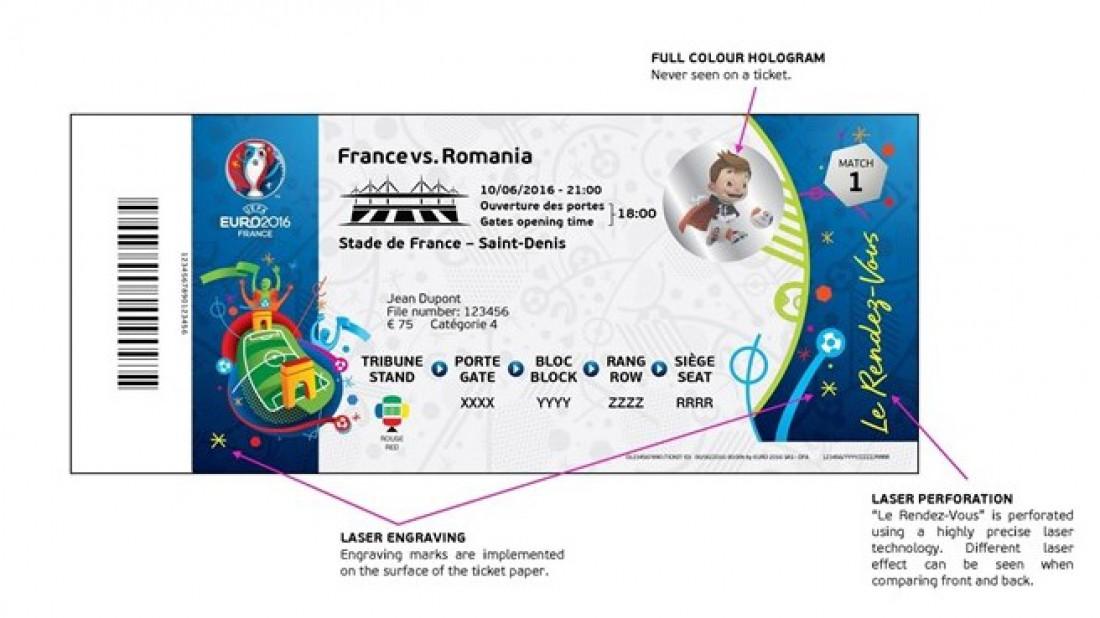 Билеты на Евро-2016