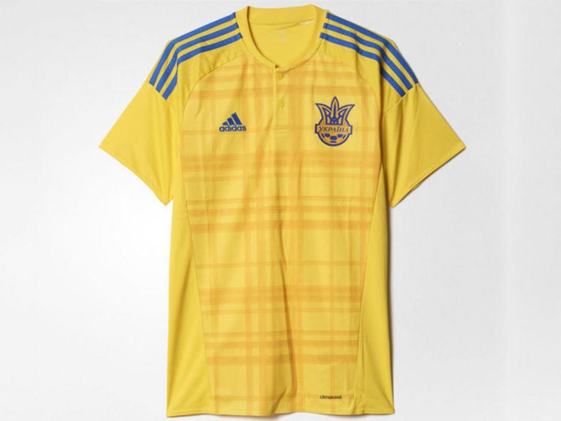 Форма сборной Украины на Евро-2016