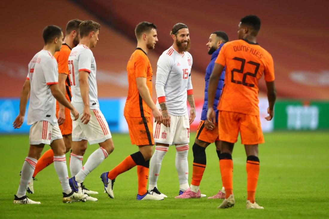 Испания - Нидерланды