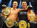 Братья Кличко признаны самыми успешными спортсменами Украины