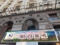 Часы Евро-2012 в Киеве отремонтировали