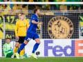 Александрия завоевала свои первые очки в Лиге Европы