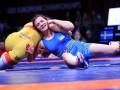 Сборная Украины - чемпион Европы U-23 в женской вольной борьбе