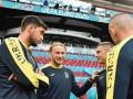 Судаков и Безус не вошли в заявку Украины на матч с Нидерландами