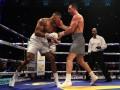 Бой Кличко - Джошуа стал лучшим в текущем году