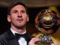 Золотой мяч-2012: Тимощук и Заваров помогли Месси победить