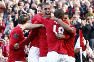 Манчестер близок к повторению легендарного рекорда
