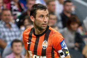 Дарио Срна первым среди легионеров вышел в сотый раз с капитанской повязкой в украинской команде