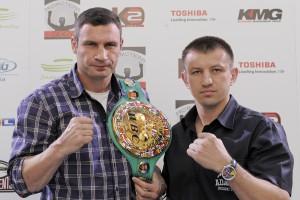 Букмекеры отдают полное преимущество Кличко в поединке с Адамеком