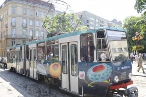После Евро-21012 транспорт сменит логотипы