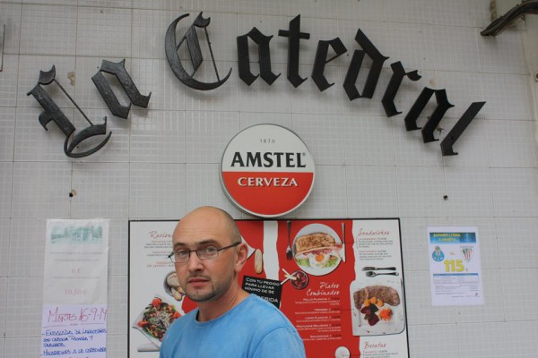Александр считает, что болельщики помогут Атлетику обыграть Шахтер