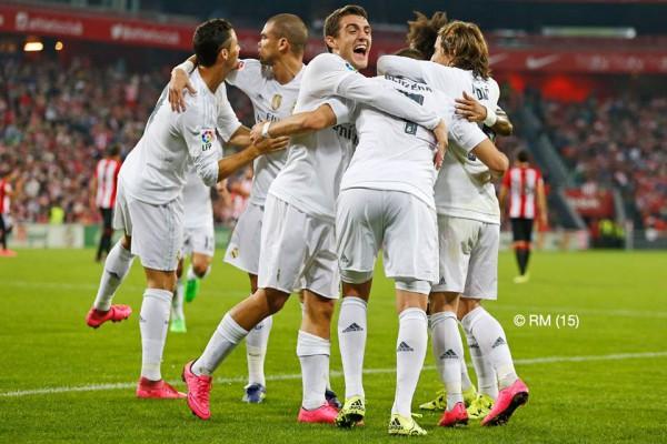 Реал вырвал победу над Атлетиком