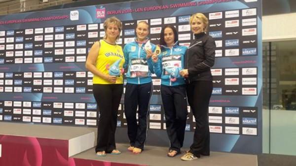 Елена Федорова и Анна Письменская выиграли бронзовые медали
