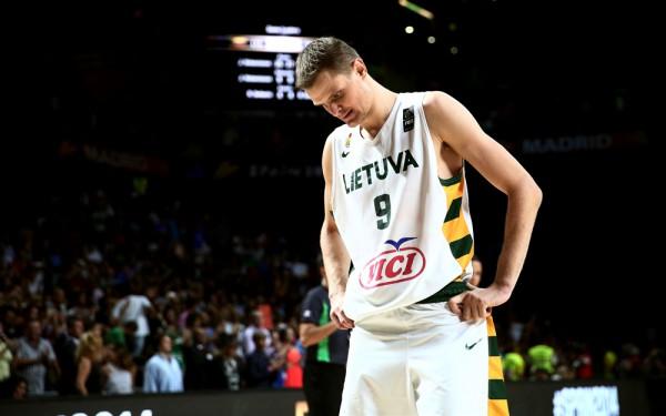 Литва проиграла