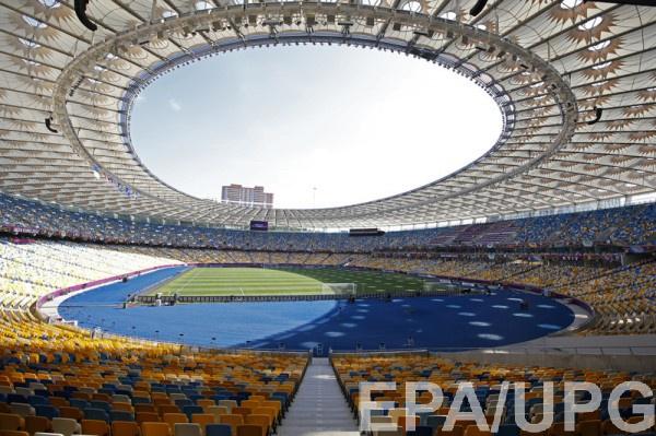 НСК Олимпийский может принять финал Лиги чемпионов сезона-2017/18