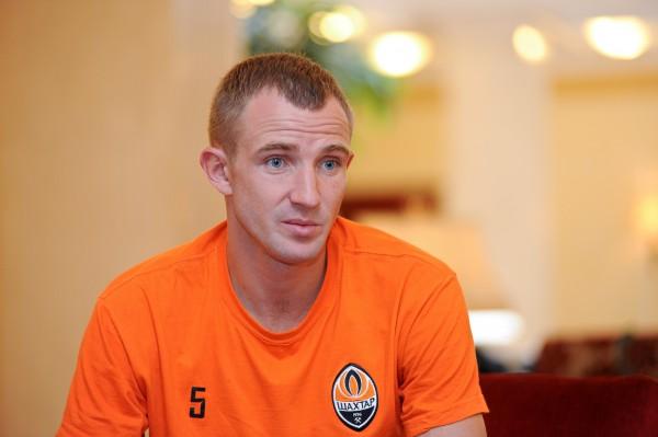 Александр Кучер: Мне бы хотелось закончить карьеру в Шахтере