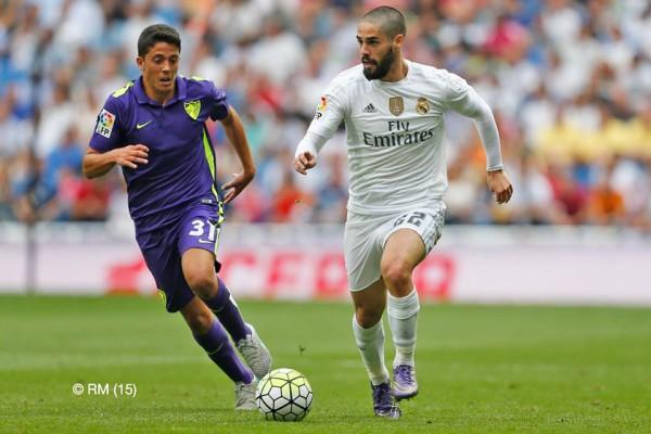 Реал не смог обыграть Малагу