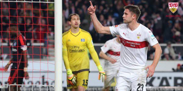Артем Кравец оформил свой первый гол в чемпионате Германии