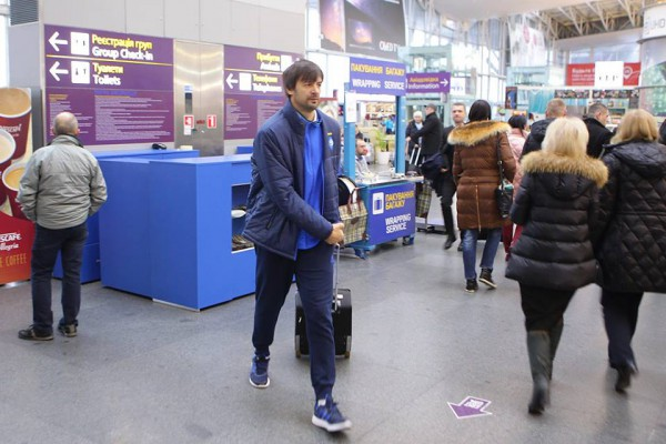 «Динамо» улетело нарешающий матч Лиги чемпионов без вице-капитана