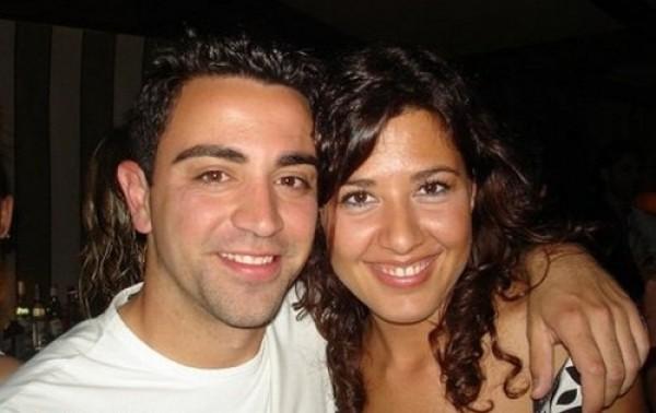 Хави лидер Барселоны и сборной Испании женился