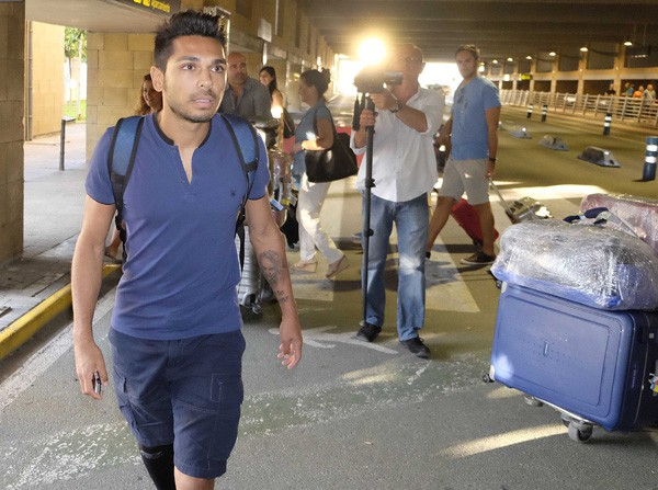 Бенуа Тремулинас  прибыл в Севилью