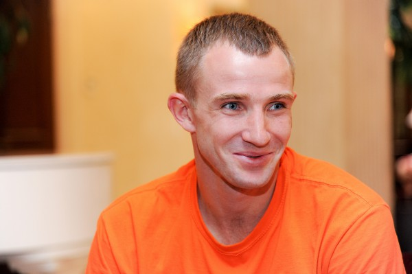Александр Кучер: У нас нет обряда приема новичков