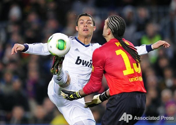Реал Мадрид – Барселона – 3-4, текстовая трансляция - Футбол ...