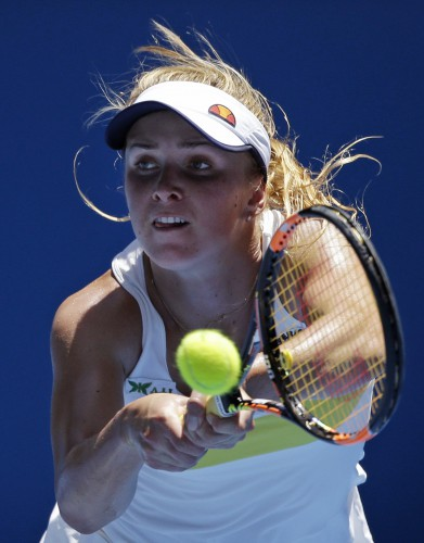 Элина Свитолина не смогла сотворить сенсацию на Australian Open