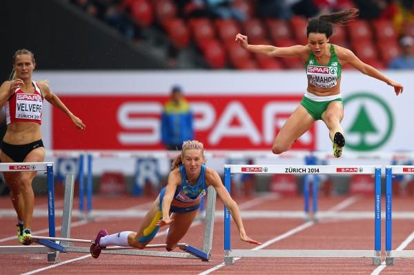 Анна Рыжикова не смогла преодолеть барьер
