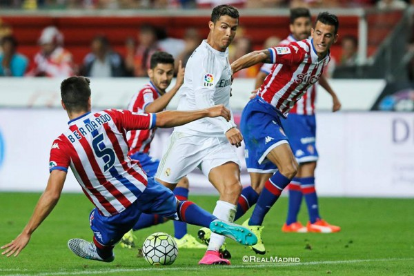 Криштиану Роналду не помог Реалу обыграть Спортинг