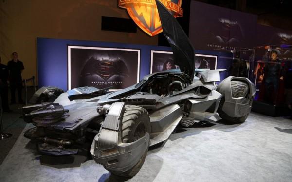 Машина Бэтмена