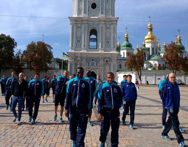 Порту в Киеве