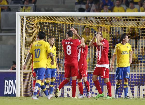 Севилья проиграла дебютанту Ла-Лиги