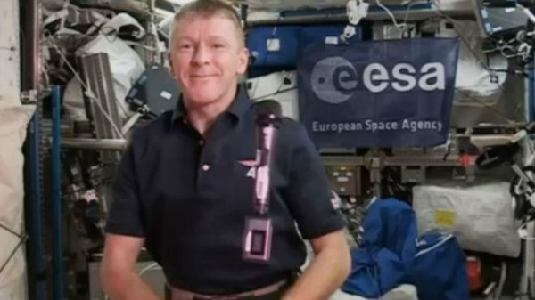 Астронавт Тим Пик