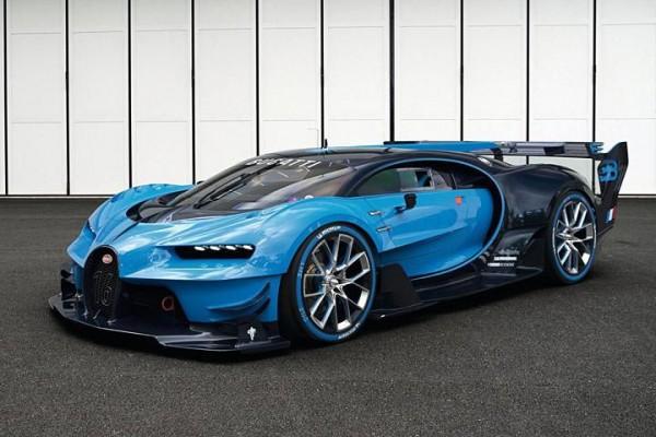 Новенький Bugatti Мейвезера