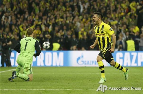 Бавария выиграла финал Лиги чемпионов