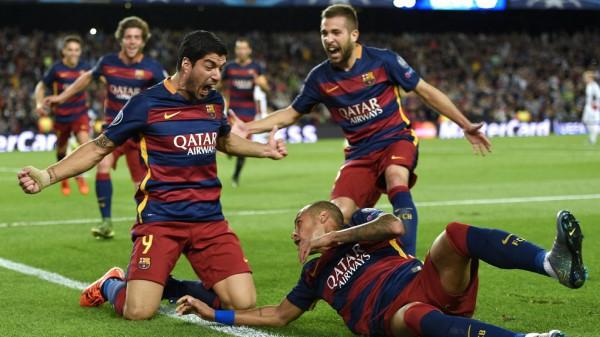 Барселона вырвала победу над Байером