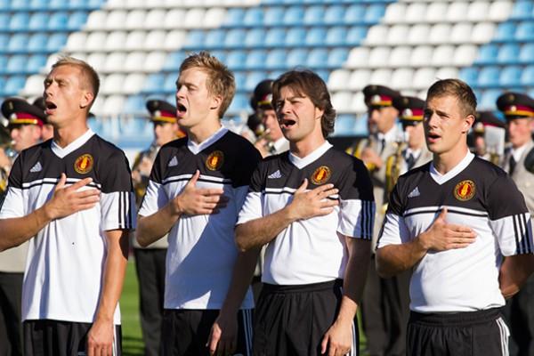 В Киеве состоялся благотворительный матч