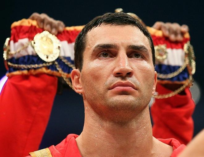 Владимир Кличко надеется, что АIBA пустит его в Рио