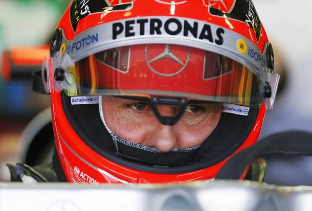 Шумахер прояснит ситуацию после гонки в Монце