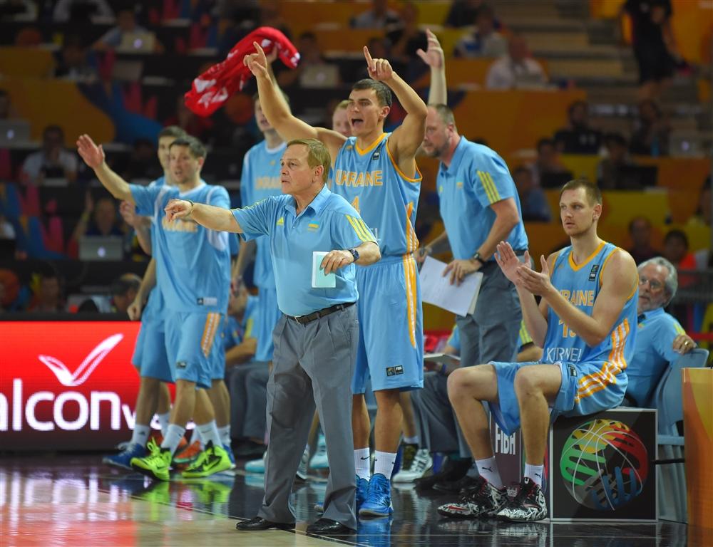 Боролись до конца: Украина уступает Финляндии на чемпионате мира по баскетболу