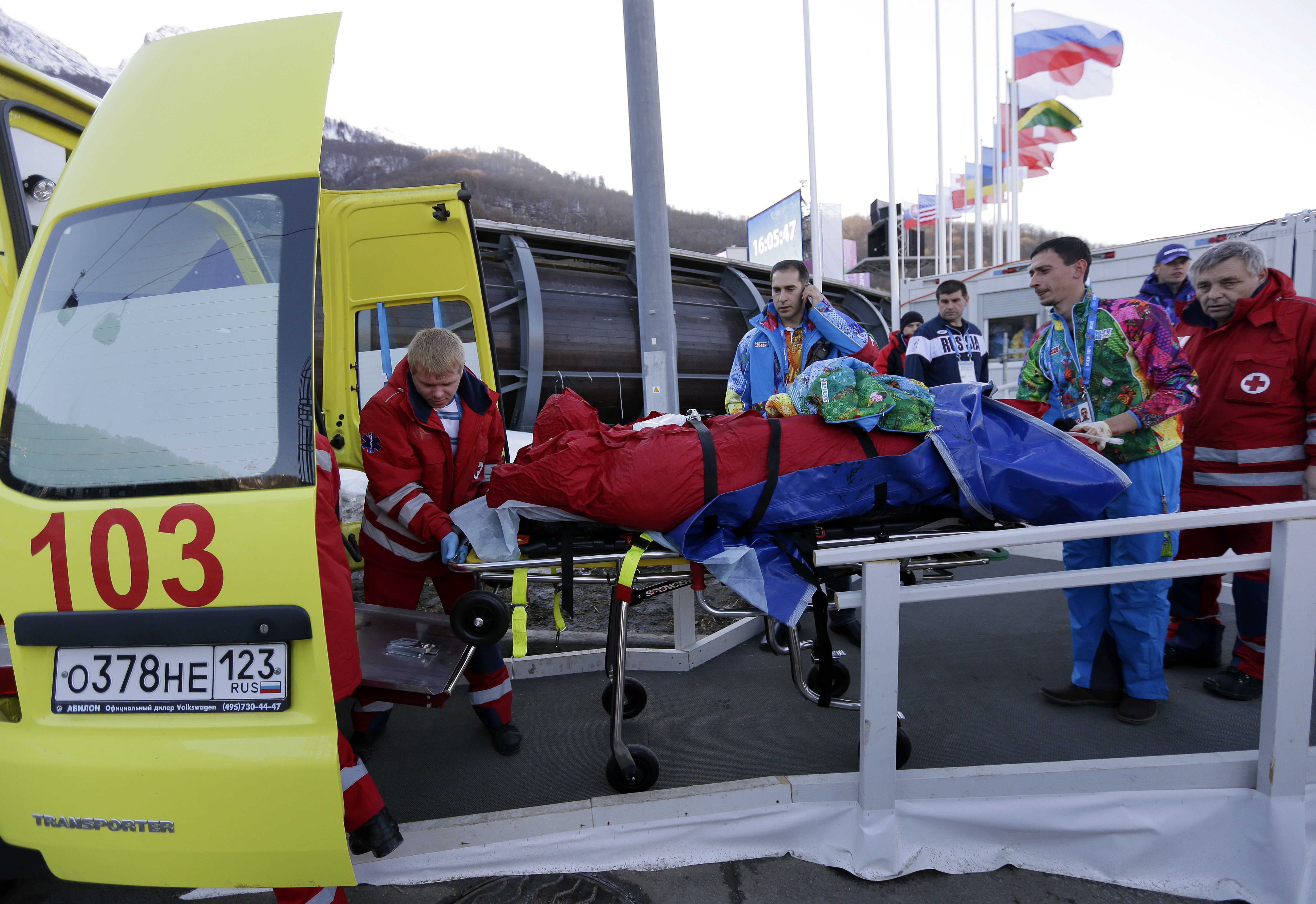 травмы сочи олимпиада