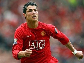 Прибыль Роналду от контракта с Nike составит $24 млн в год