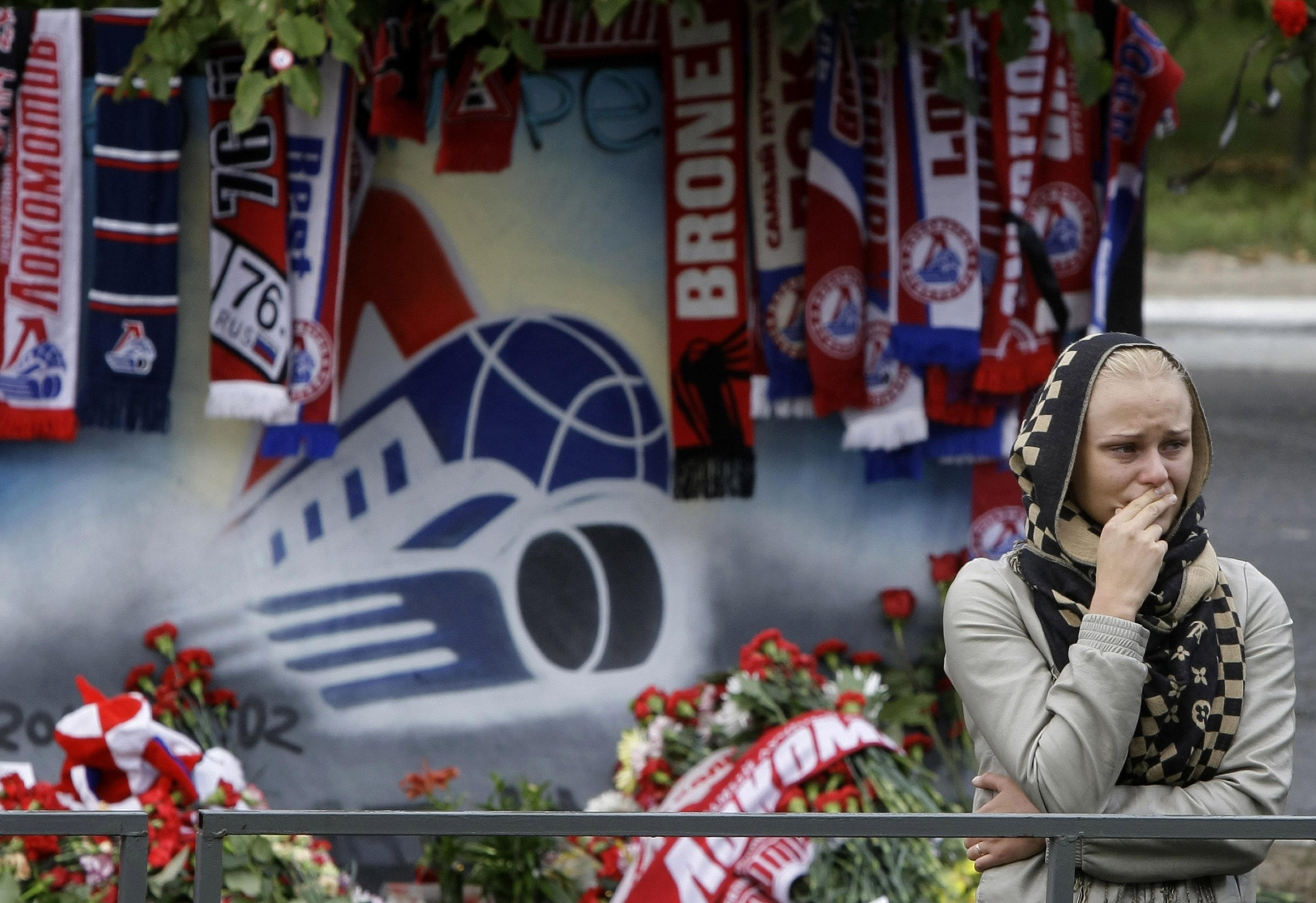 Фото погибших хоккеистов ярославля в авиакатастрофе 5