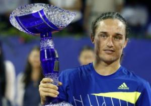 Александр Долгополов, выиграл турнир, АТР, Studena Croatia Open в Умаге