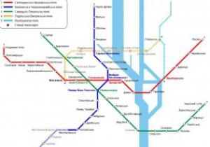 Киевское метро станет немного понятнее иностранцам.