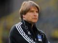 Гамбург отправил в отставку главного тренера