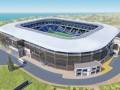 Стадион в Одессе откроется 19 ноября матчем Черноморец - Карпаты