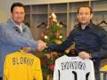 Сборная Украины сделала подарок НСК Олимпийский